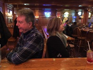 the unhappy couple