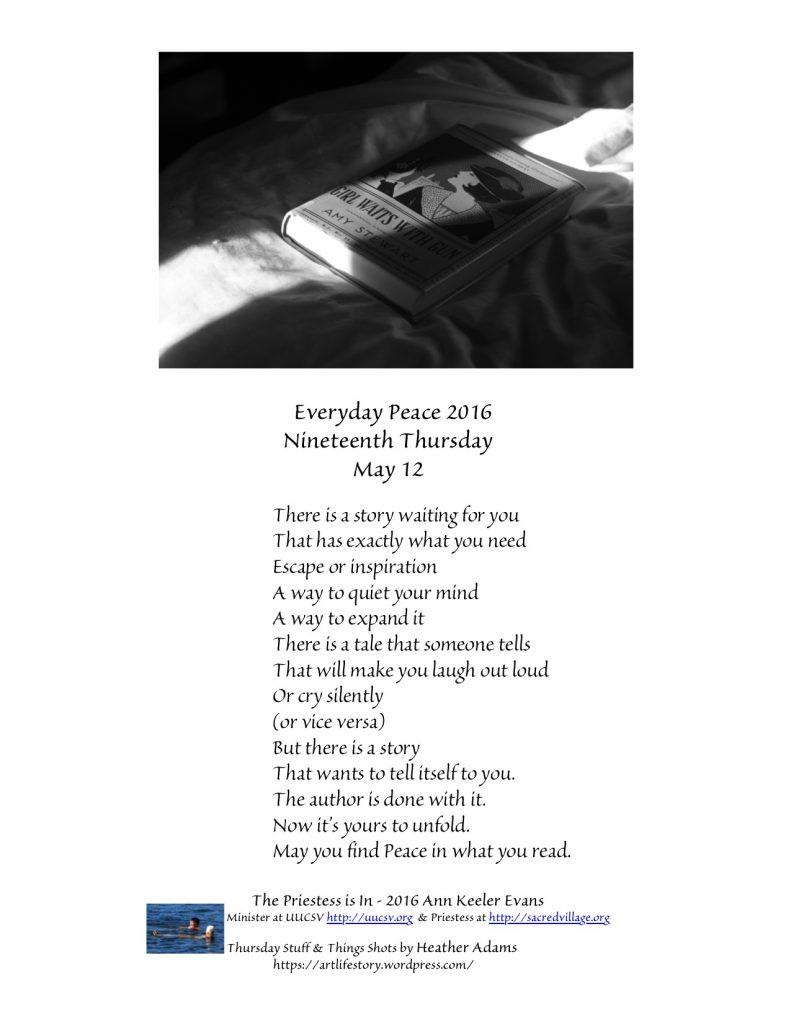 EverydayPeaceThursday19May12